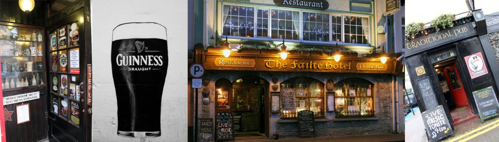 Irische Pubs