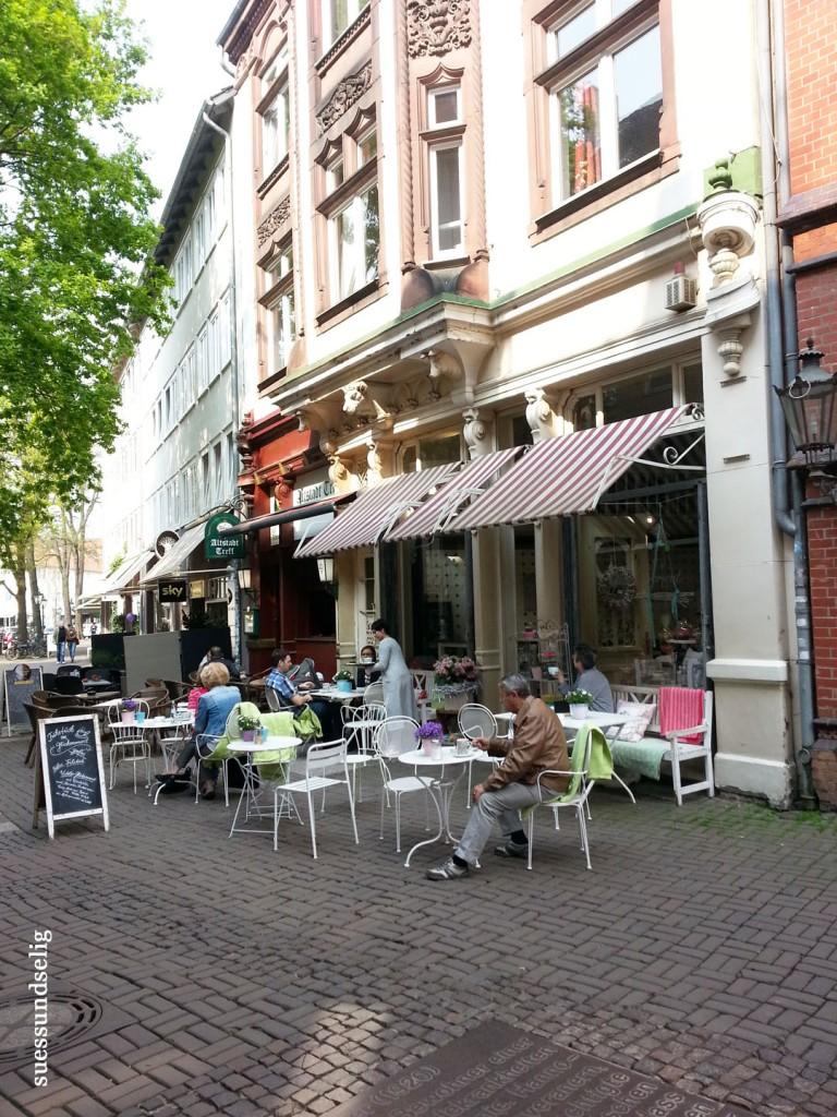 Dating cafe gast
