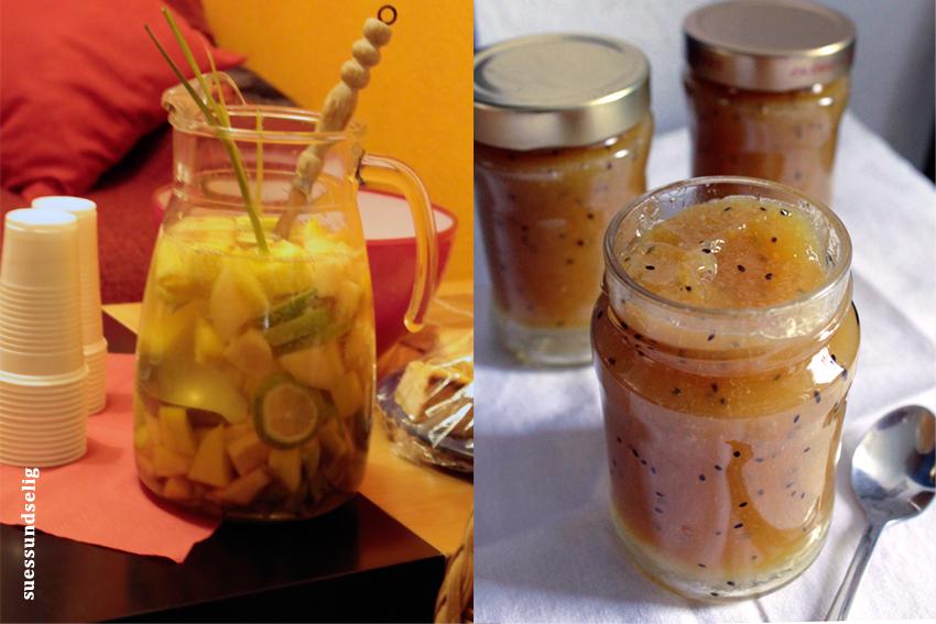 Bowle Marmelade
