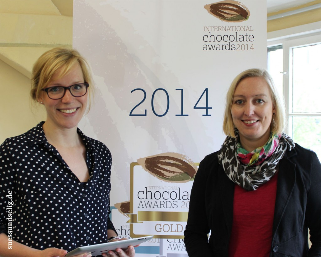International Chocolate Awards 2014