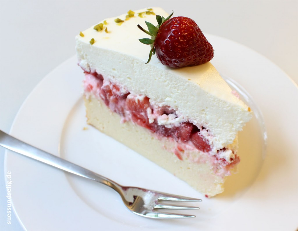 Erdbeer-Käste-Torte