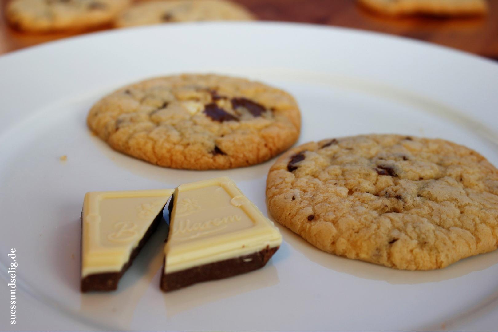 Kaffee-Schokoladen-Cookies