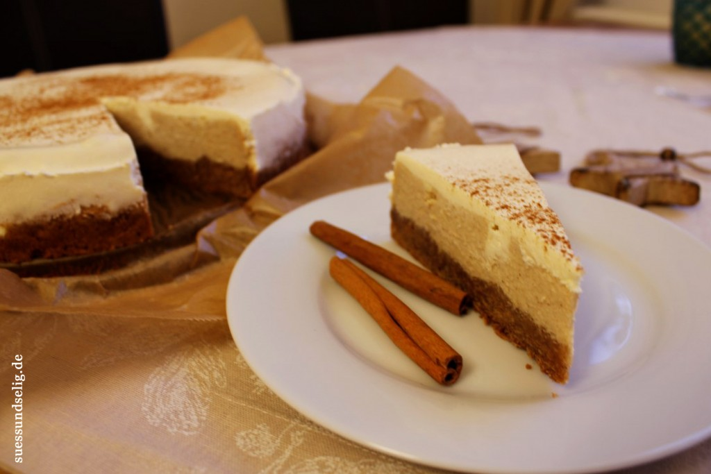 chai cheesecake ein wahnsinns k sekuchen. Black Bedroom Furniture Sets. Home Design Ideas