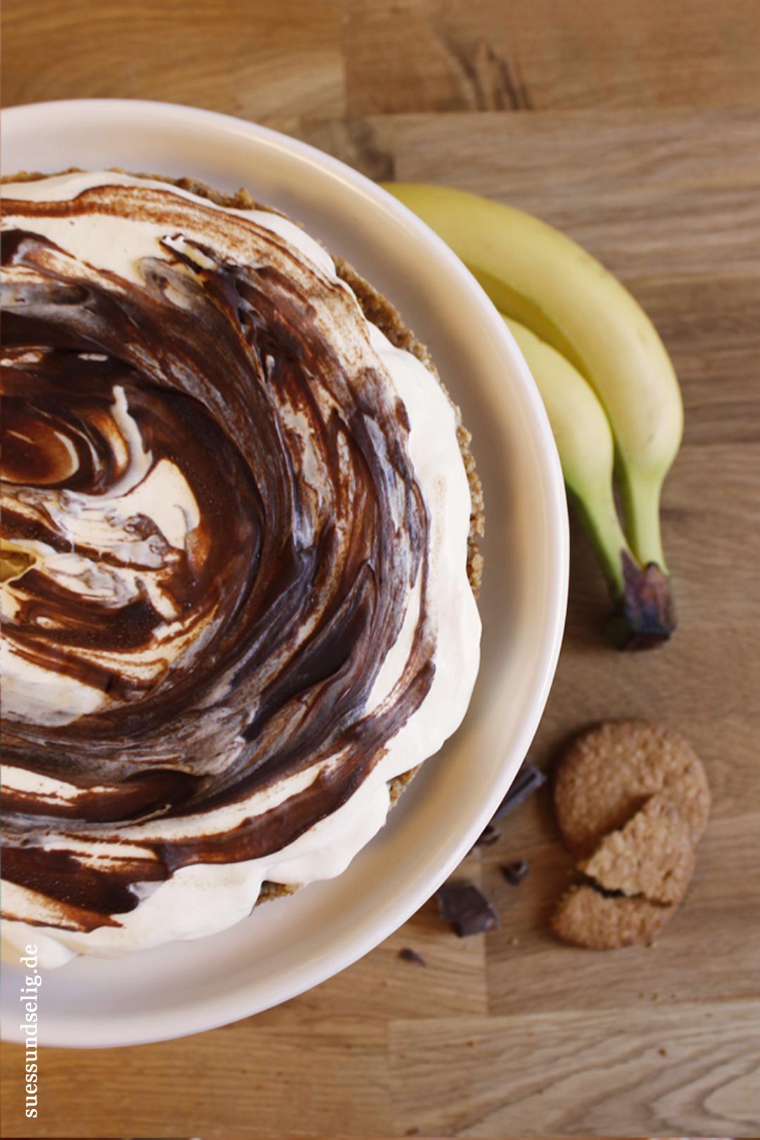 Banoffee Pie Das Englische Originalrezept