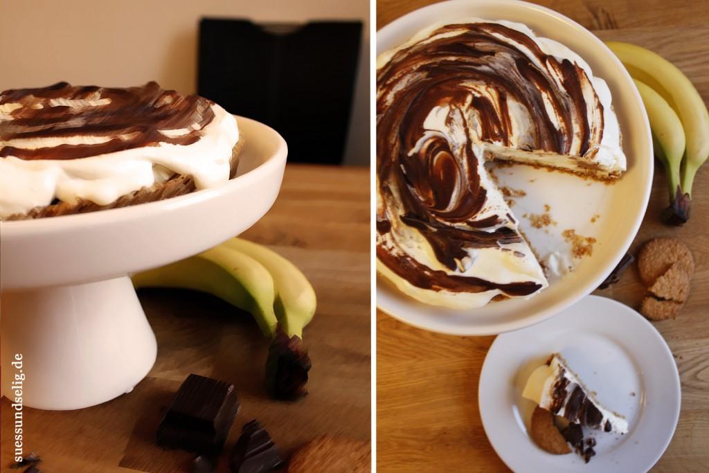 Bananen-Toffee-Tarte