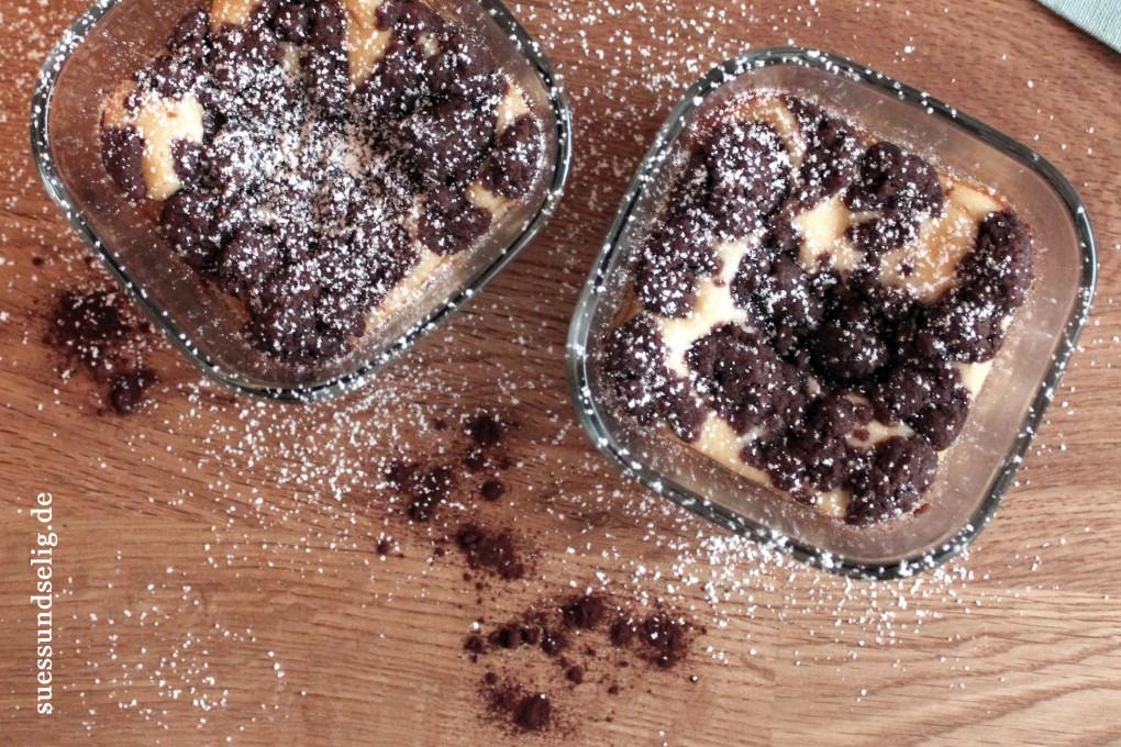 Russischer Zupfkuchen Muffins