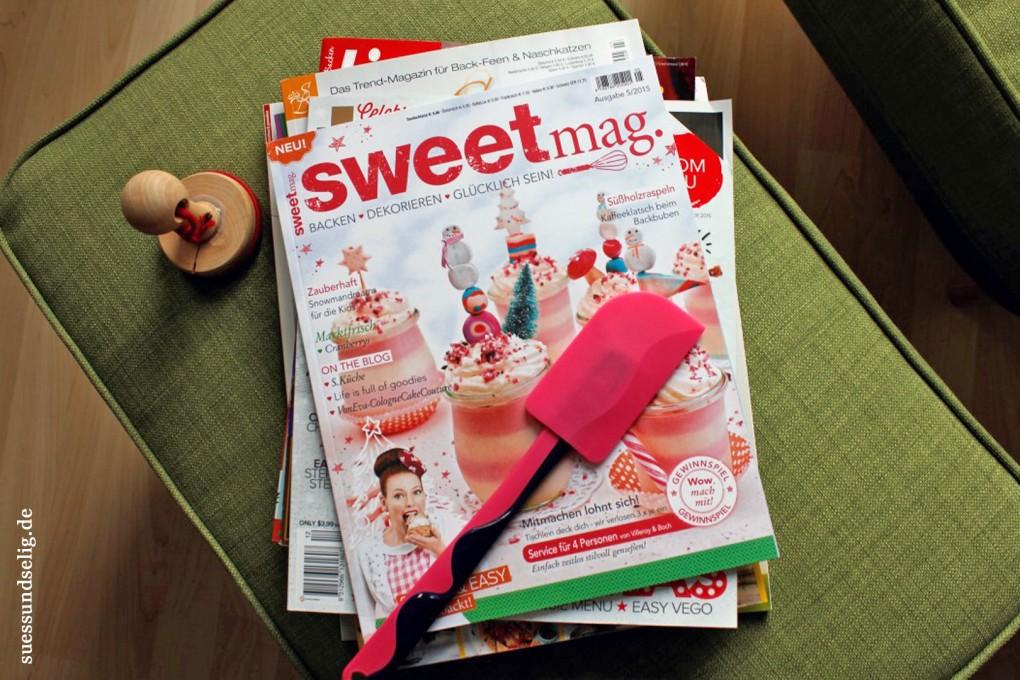 Backzeitschrift Sweet mag